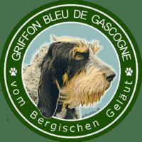 Griffon Bleu de Gascogne vom Bergischen Geläut